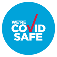 Covide safe icon
